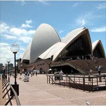 호주 오페라 하우스 관광지 이미지
