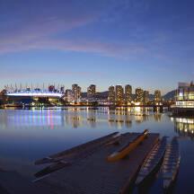 캐나다 밴쿠버 도시 이미지