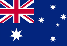 호주국기 이미지